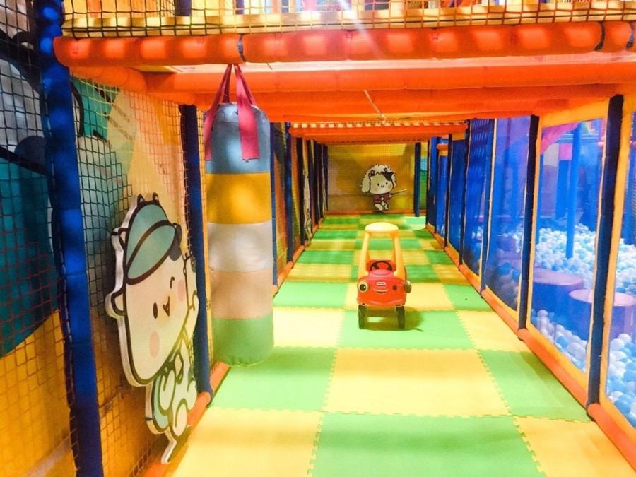 【深圳·龙华民治·亲子】周末去哪玩?带着小朋友一起来星趣童堡吧,39.9元畅玩120元星趣童堡超好玩儿童乐园,一大一小一票玩转欢乐淘气堡,嗨Ball球池/超级迷宫玩到嗨!