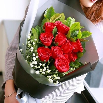 从送玫瑰花看出男朋友对你爱的程度