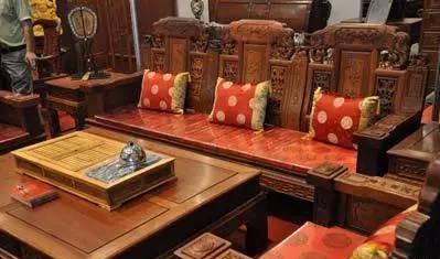 家具中的王者!红木家具独有的优势--保值升值!(图2)