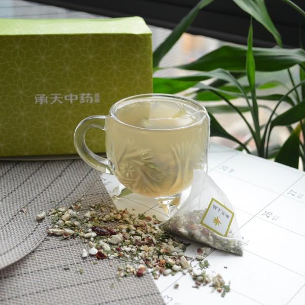 承天袋泡茶系列 赤小豆薏米茶(祛湿茶)60g 健脾祛湿